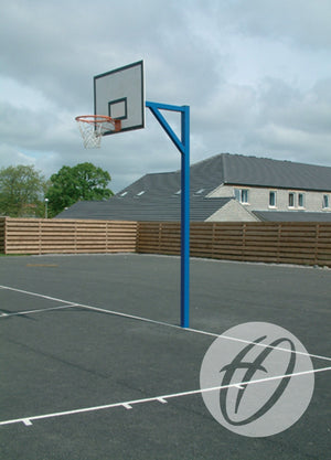 Steel Basketball Backboards