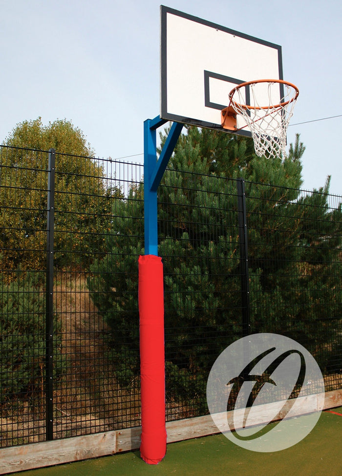 Basketball Post Protectors - Single Coloured