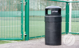 Outdoor Court Bin