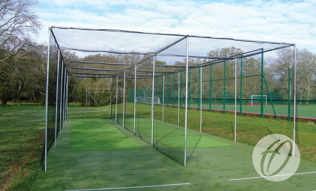Upright for Parks Cricket Cage