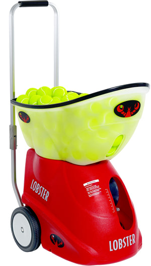 Lobster Elite Grand 5 Tennis Ball Machine