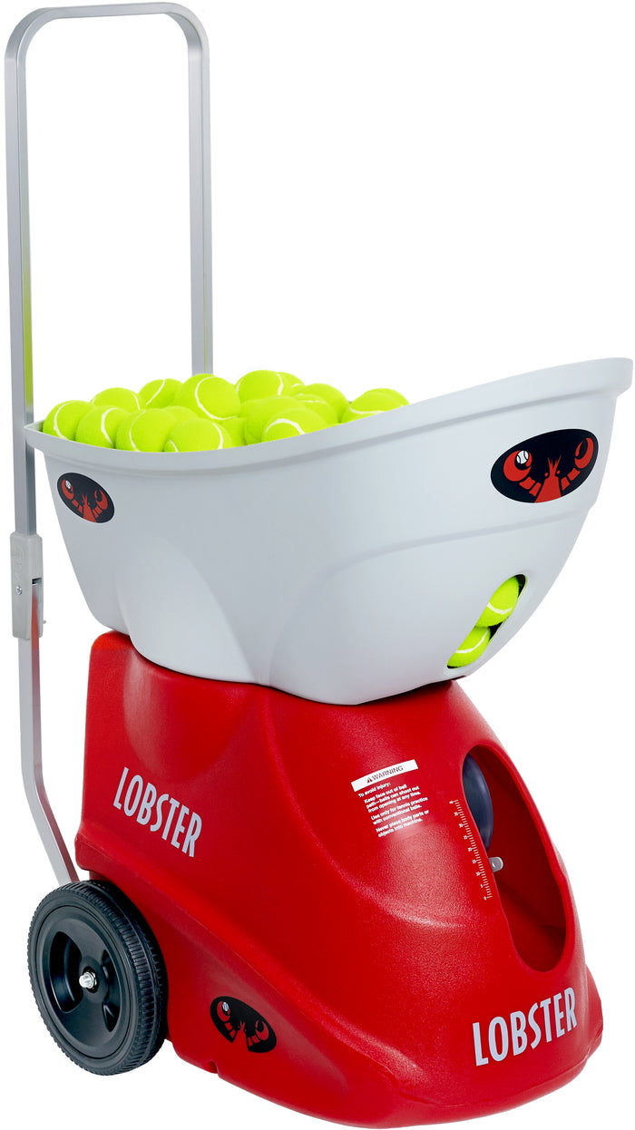 Lobster Elite 2 Tennis Ball Machine