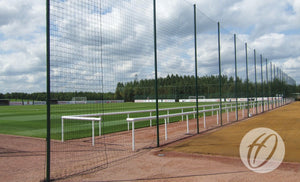 Court & Pitch Perimeter Poles