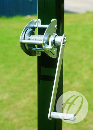 Court & Pitch Winch Posts