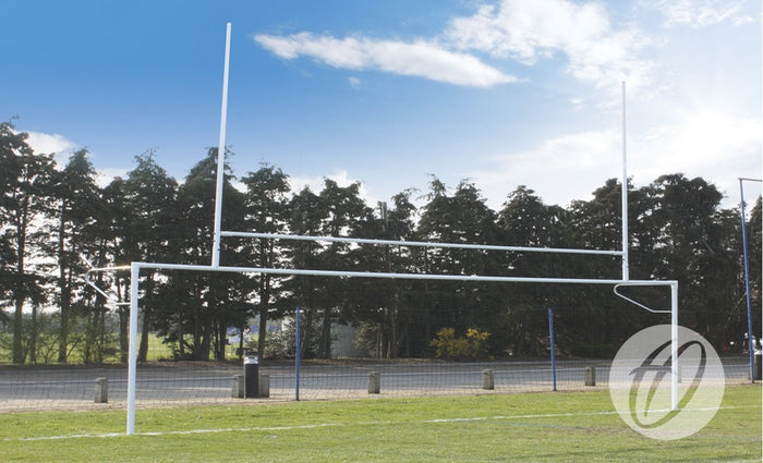 Combination Football and Rugby Posts