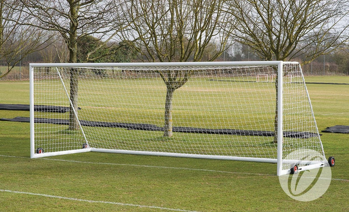 Football Goals - 3G Weighted Portagoal with Premium Wheels