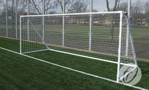 Heavy Duty Galvanised Football Goals