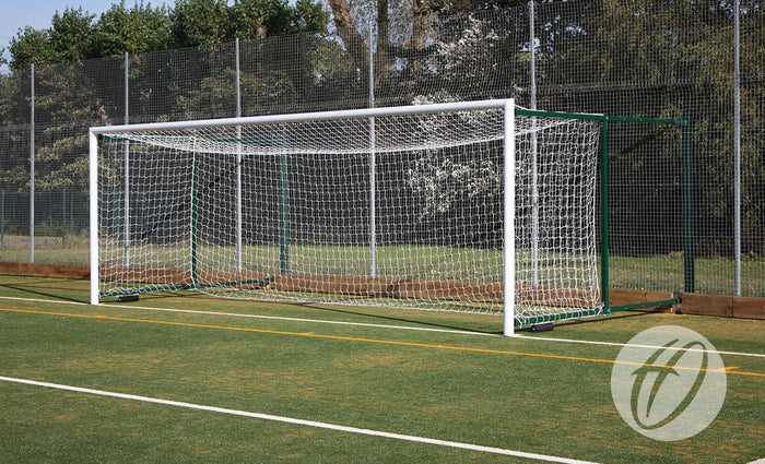 Football Goals - 3G Aluminium Fence Folding 3.5-5m Projection