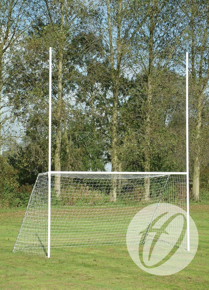 Gaelic Football Posts - 6.3m Steel - Junior