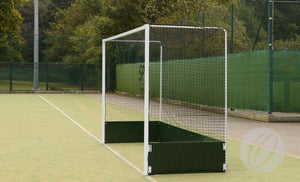 Freestanding Steel Hockey Goals