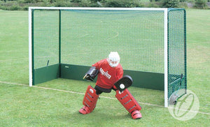 Outdoor Folding Wheelaway Hockey Goals