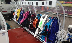 Hockey Bag Trolley