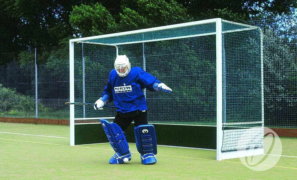Heavy Duty Aluminium Hockey Goal