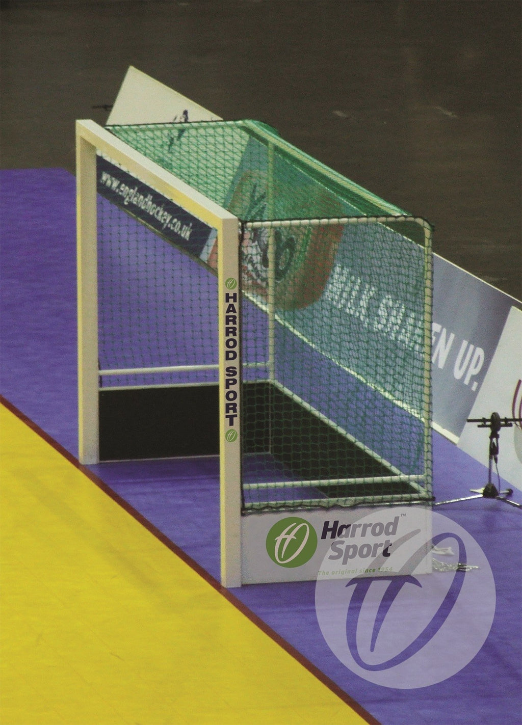 Heavy Duty Aluminium Indoor Hockey Goal