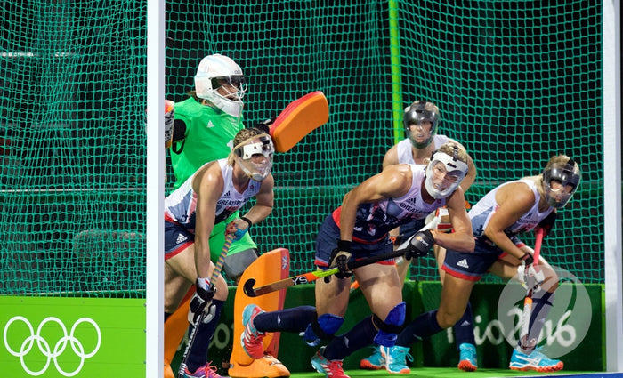 Hockey Goals - Rio 2016 Integral Weighted