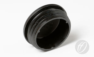Rugby Socket Drop-in Lids for 70mm Posts - Plastic