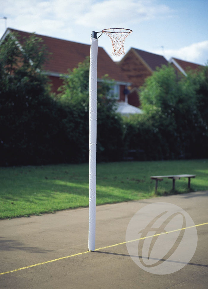 Netball Posts - 10mm Ring - Socketed