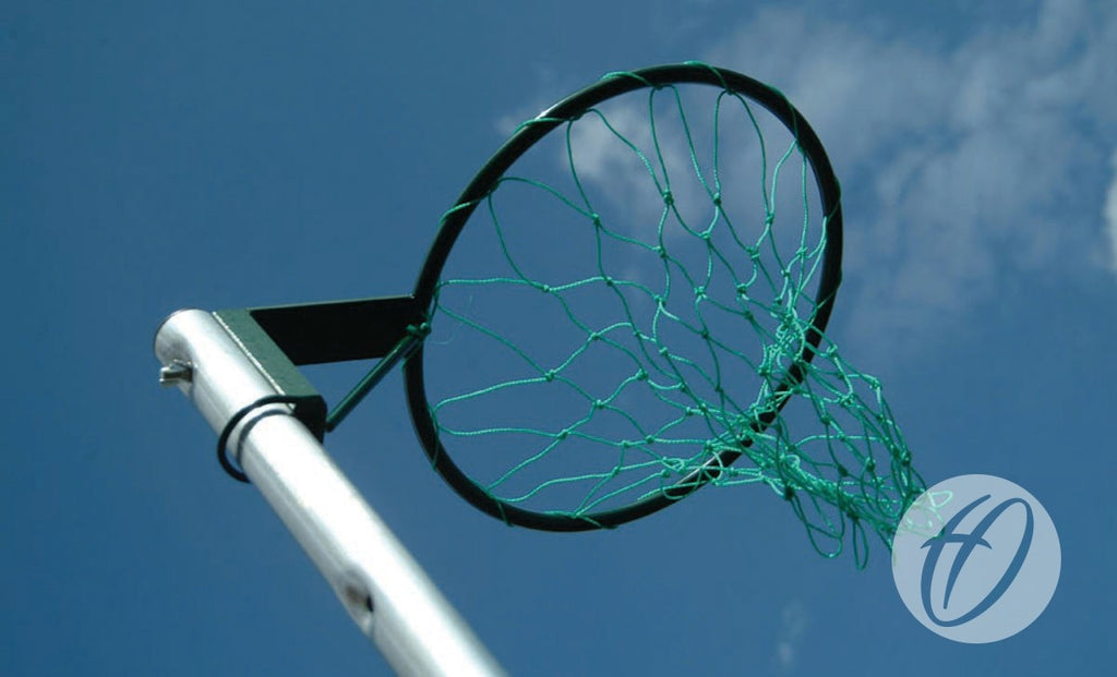 Socketed Regulation Netball Posts
