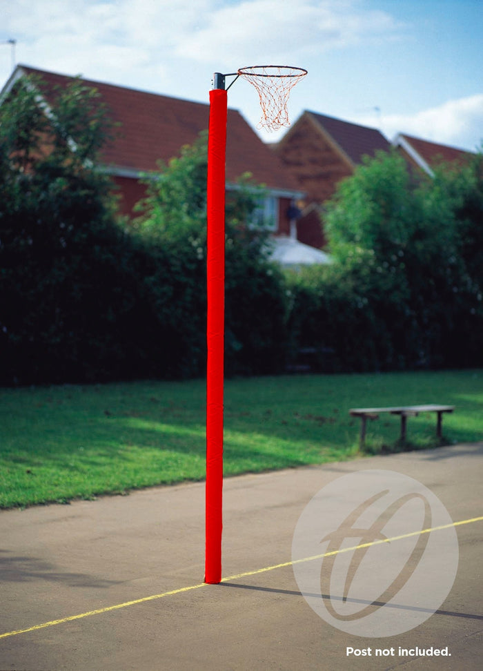 Netball Post Protectors - 1 Panel Competition 80mm