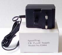 Sports Radar Mains Adaptor