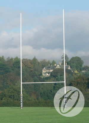 Socketed Rugby Posts