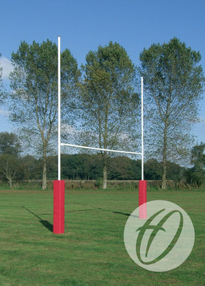 Hinged Rugby Posts