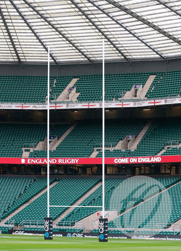 Rugby Posts - 17m Hinged Millennium