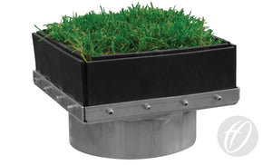 Rugby Socket Drop-in Turf Tray for Millennium Goals