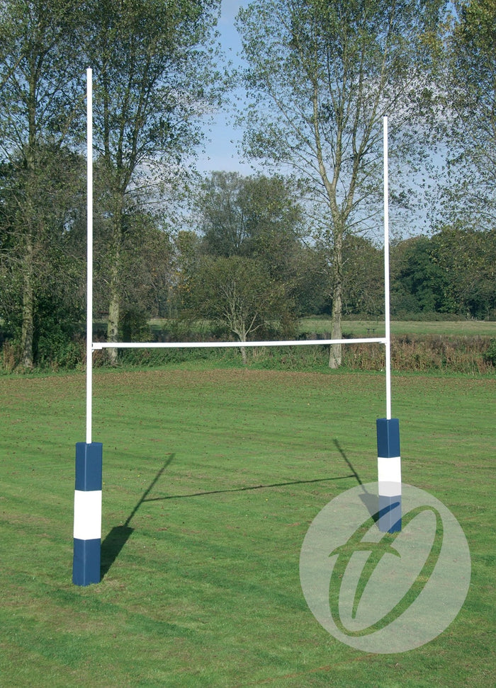 Rugby Post Protectors - 3 Panel Club
