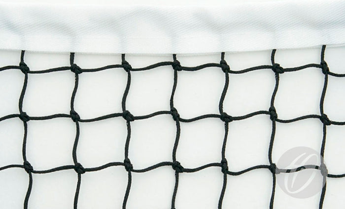 Tennis Net - Integral Weighted Black