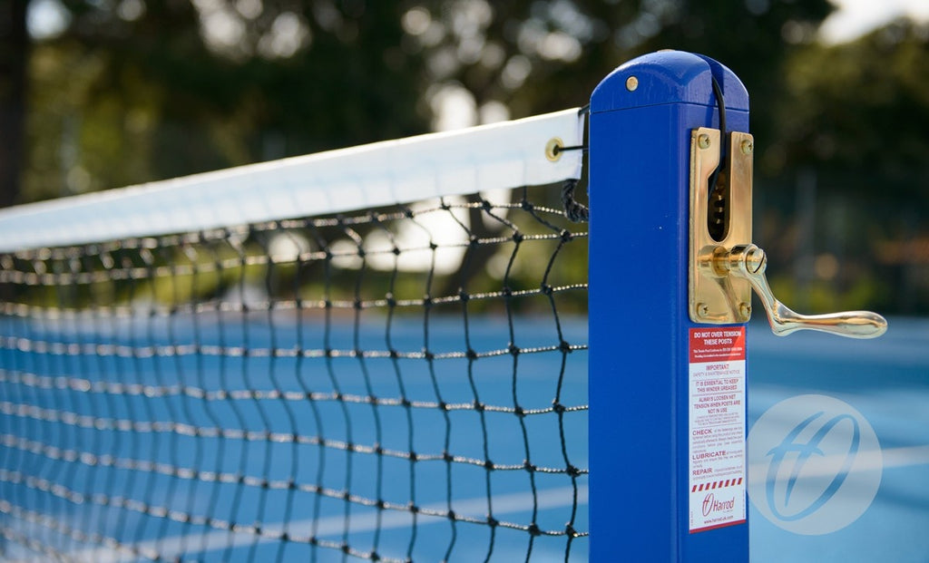 Mini Tennis P17 Net for Socketed Posts