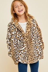 faux fur coat  |  purrr-fect