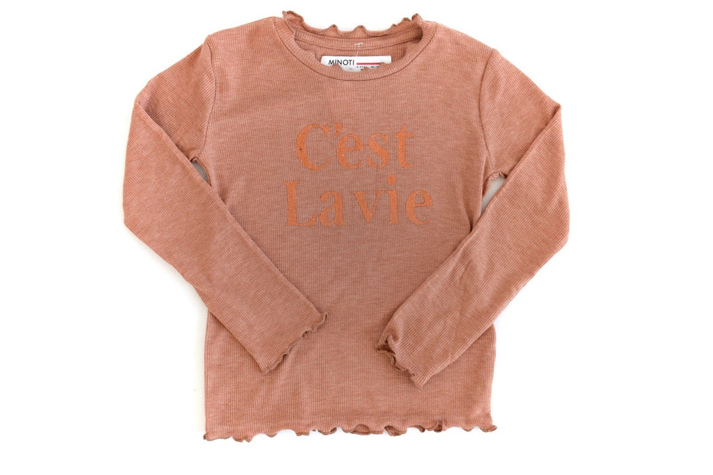 long sleeve tee  | c'est lavie