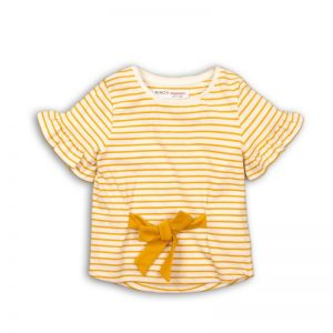 short sleeve top  |  daffodil