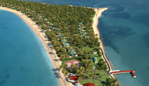 Aerial 3D Renderings of Island Home Owners Association Map