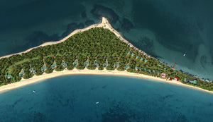 Aerial 3D Map Design by Pacificom Multimedia