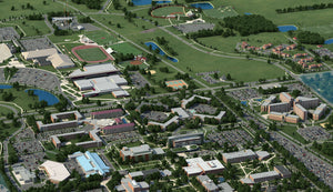 Photo-realistic 3D Maps of Colleges, Schools, Universities and Communities by Pacificom Multimedia