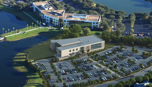 Seminole State College 3D Maps Renderings by Pacificom