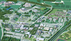 College and Residential 3D Maps by Pacificom