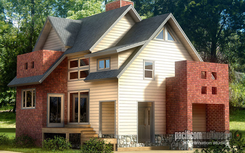 Residential Renderings