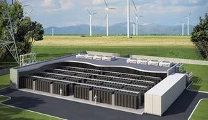 Electrical Power Storage Facility