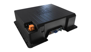 3D Hybrid Car Battery Diagram