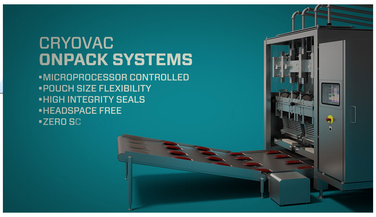 Cryovac Onpack Systems Rendering