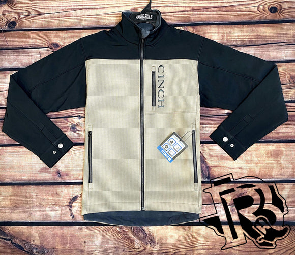 CINCH | MEN  JACKET BLOCK BOND