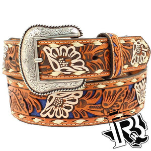 Men's Blue Nacona Belt N2413027