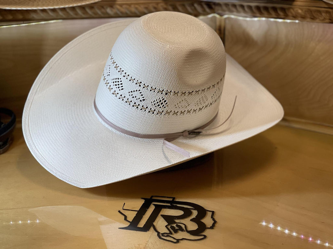 Resistol Straw hat | 2021 Black Ridge Natural Straw Hat