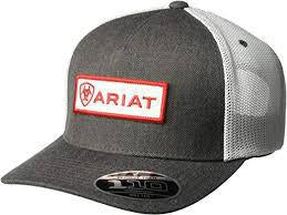 ARIAT CAP GREY/ WHITE 1508306
