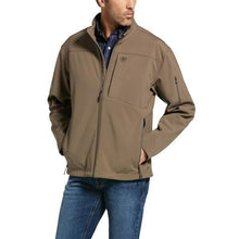 Load image into Gallery viewer, ARIAT MENS VERNON 2.0 MOREL BROWN SOFTSHELL JACKET 10030160