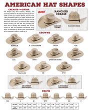 Load image into Gallery viewer, AMERICAN HAT | STRAW HAT 6300