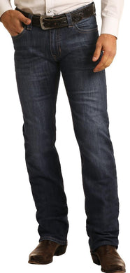 ROCK & ROLL DENIM Slim Fit ReFlex Revolver Straight Leg Jeans M1R62050